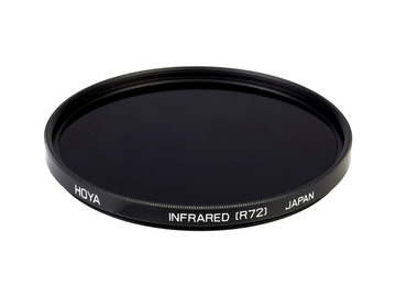 Rent: Hoya 77mm R72 Infrared Filter