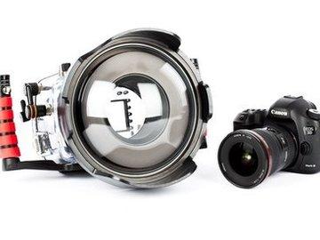 Rent: Ikelite Housing + 5D Mark II (& 6D) + Canon 16-35 + Dome