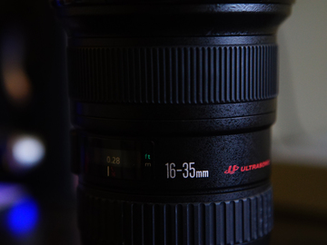 Rent: Canon EF 16-35mm f/2.8L II USM