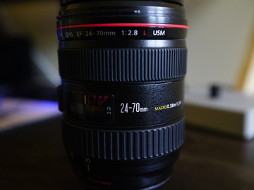 Rent: Canon EF 24-70mm f/2.8 L USM I Macro