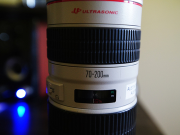 Rent: Canon EF 70-200mm f/2.8L USM I