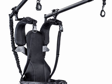 Rent: Ready Rig w/ Pro Arms - Gimbal Support for MoVI & Ronin