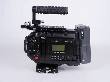 Rent: URSA Mini Pro 4.6K Base Package