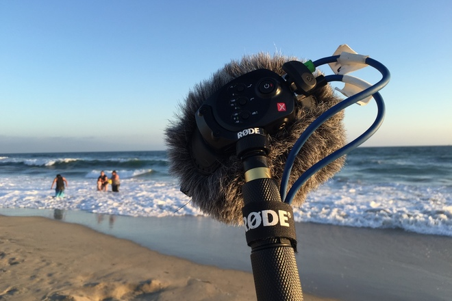 Rode Stereo Video Mic X