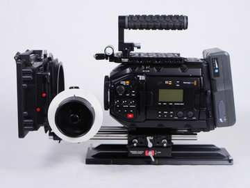 Rent: URSA Mini Pro 4.6K Indie Package