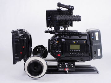 Rent: URSA Mini Pro 4.6K Pro Package