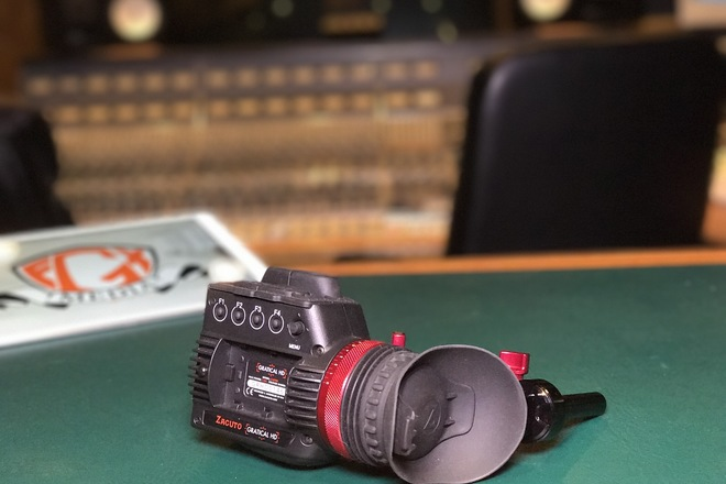 Zacuto Gratical HD EVF Product ID : Z-GHD