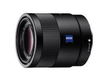 Rent: 55mm Sony Zeiss