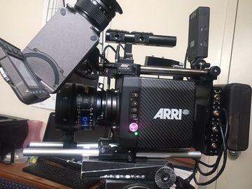 Rent: ARRI Alexa Mini PREMIUM Available Now!