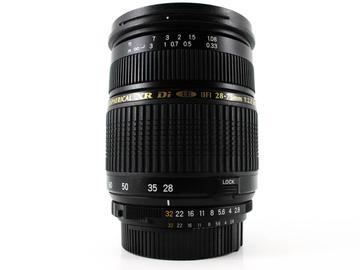 Rent: Tamron SP AF 28-75mm f/2.8 XR Di LD Aspherical (IF) Macro, Nikon Fit