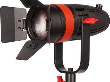 Rent: CAME-TV Boltzen 55W Focusable Fresnel Daylight LED Light