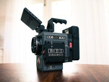 Rent: RED Scarlet-W Camera