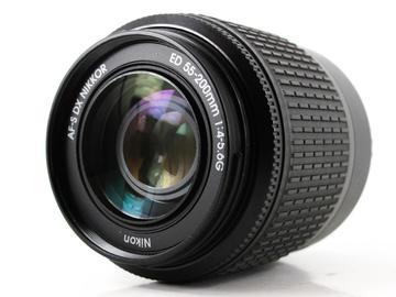 Rent: Nikon AF-S 55-200mm f/4-5.6G IF-ED DX