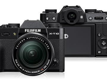 Fuji xt-10 with 18-55mm f2.8
