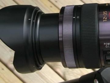 Rent: Panasonic Lumix G X Vario 12-35mm 2.8 Micro 4/3