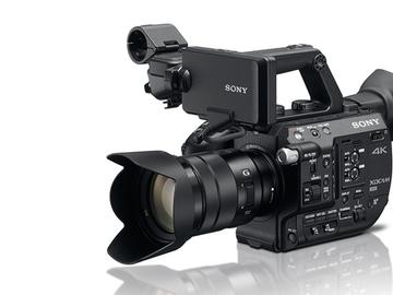 Rent: Sony FS5 w/18-105mm f4 G lens