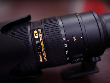 Rent: Nikon 70-200mm f2.8 Lens