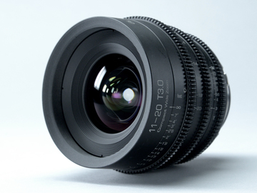 Rent: GL Optics 11-20mm f2.8 PL or EF (Rehoused Tokina)