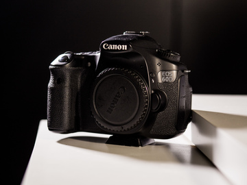 Rent: Canon EOS 60D DSLR Camera