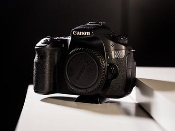 Rent: Canon EOS 60D DSLR Camera