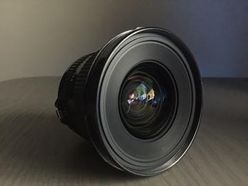 Rent: Vintage Canon FD 20mm 2.8