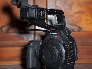 Rent: Canon C100 MK I (body)