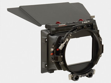 Rent: 4x5.65 O'Connor Matte-Box