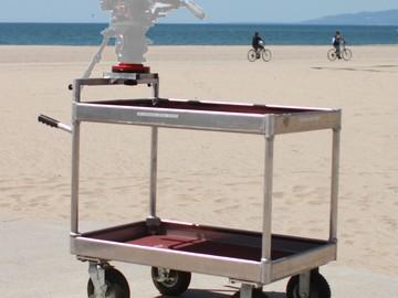 Yaeger and Sons Jr. Camera Cart w/ Camera Mounts