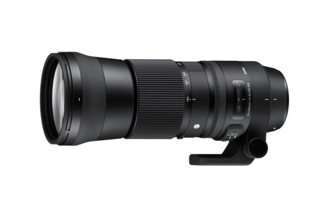 "Sigma 150-600mm f/5-6.3 DG OS HSM ""C"" Lens for Nikon F"