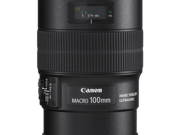 Rent: Canon EF 100mm f/2.8L Macro IS
