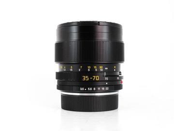 Rent: Leica 35-70mm f/3.5 Vario-Elmar-R