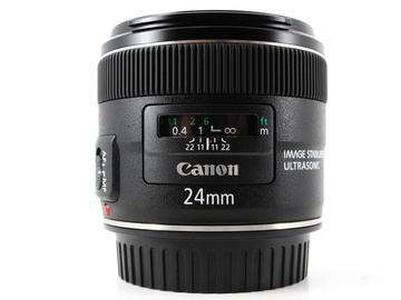 Rent: Canon EF 24mm f/2.8 IS USM