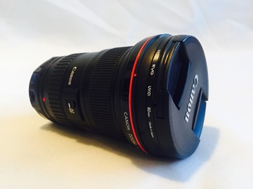 Rent: Canon zoom lens EF 16-35mm f/2.8 (w/ uv filter)