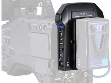 Rent: Cam-Wave wireless CW-5HD, V-Mount power, HD-SDI (2 of 2)