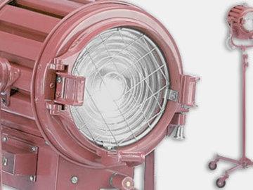 Rent: 6K Mole Richardson Tungsten Lighting Package