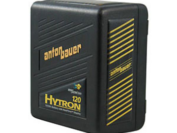 Rent: Anton Bauer Hytron 120 14.4V NiMH Batteries