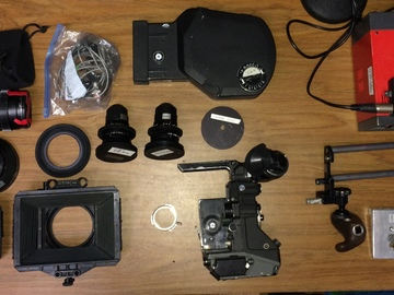 Aaton XTR 16mm Camera Package