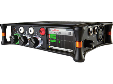 Rent: Sound Devices mix-pre 3 (mixer/recorder) + Batts, Boom