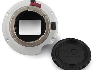 Rent: Additional Phantom Miro Lens Mount Canon or PL