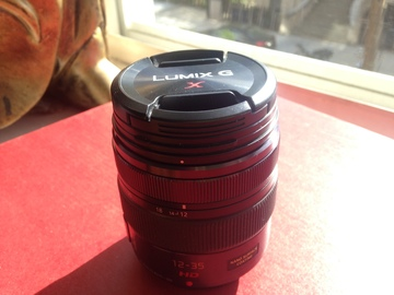 Rent: Panasonic Lumix G X Vario 12-35mm F/2.8 II Aspherical Power