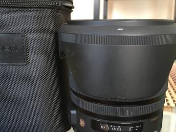 Rent: Sigma 24-105mm F4 - Canon