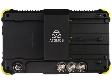"""Rent: Atomos Shogun Flame 7"""" 4K HDMI/SDI Recording Monitor"""
