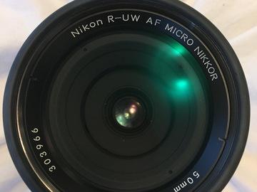 Rent: Nikonos RS 50mm Macro f2.8