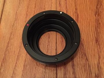 Bower EF Camera to MFT Lens Adapter