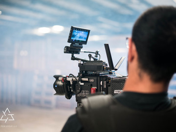 RED EPIC-W WITH HELIUM 8K S35 SENSOR and STANDARD OLPF