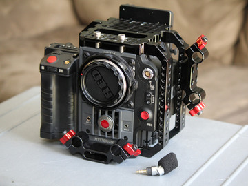Rent: RED Scarlet MX Kit