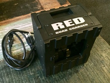 Rent: Redvolt Charger (Quad)