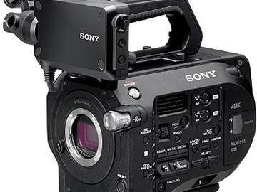 Rent: Sony FS7, Shape Ext, 4 64GB, MSB E-EF, & 16-35