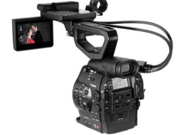 Rent: Canon C300