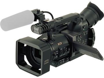 Rent: Panasonic AG-DVX100A 3-CCD Mini-DV Camcorder